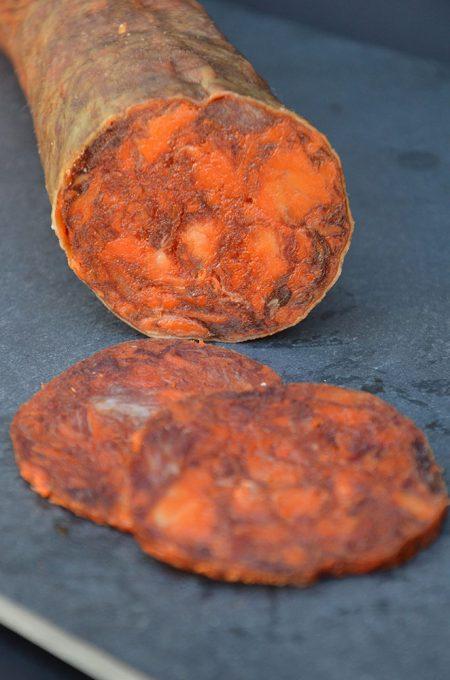 Chorizo-Ibérico-de-Bellota-la-ibérique